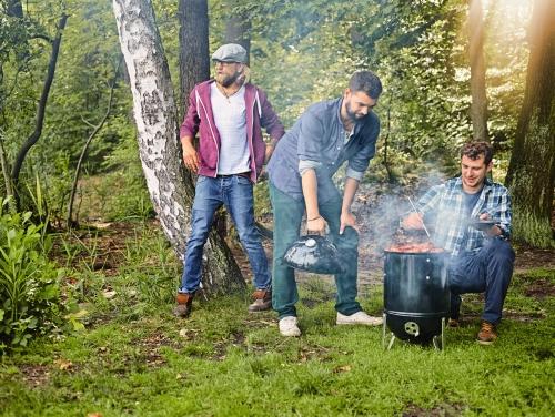 Weber Smoken-Räuchern-Grillen