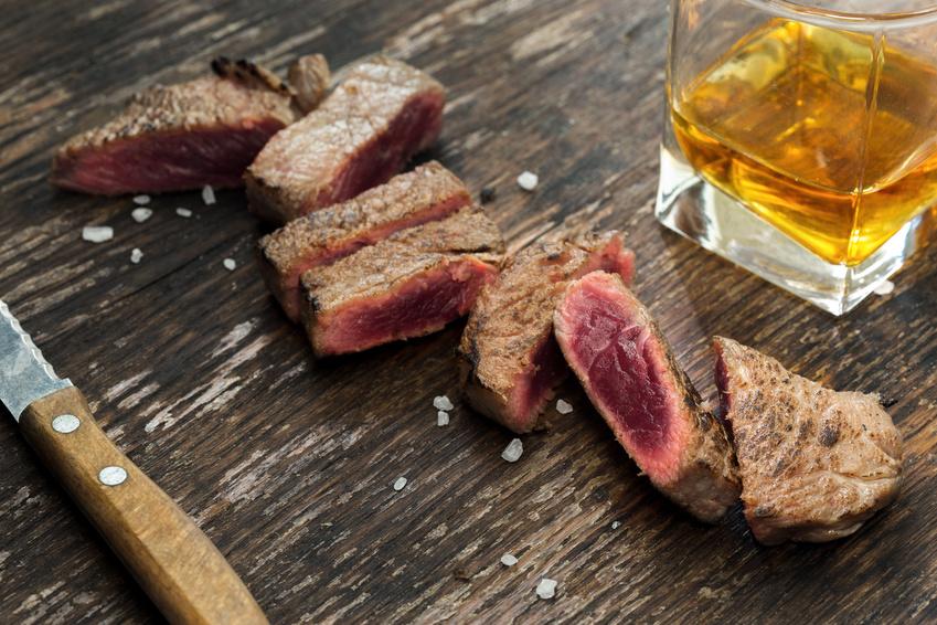 esscapade - Steak & Whisky